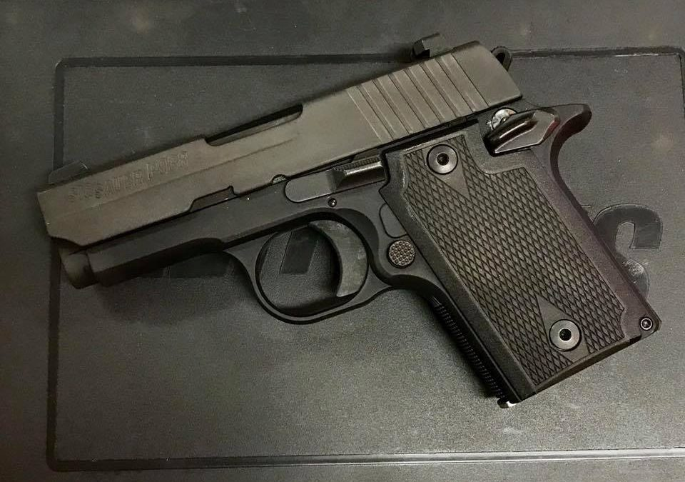 Sig P938 9mm Black Ambi N/S Arvada CO 938 SOLD