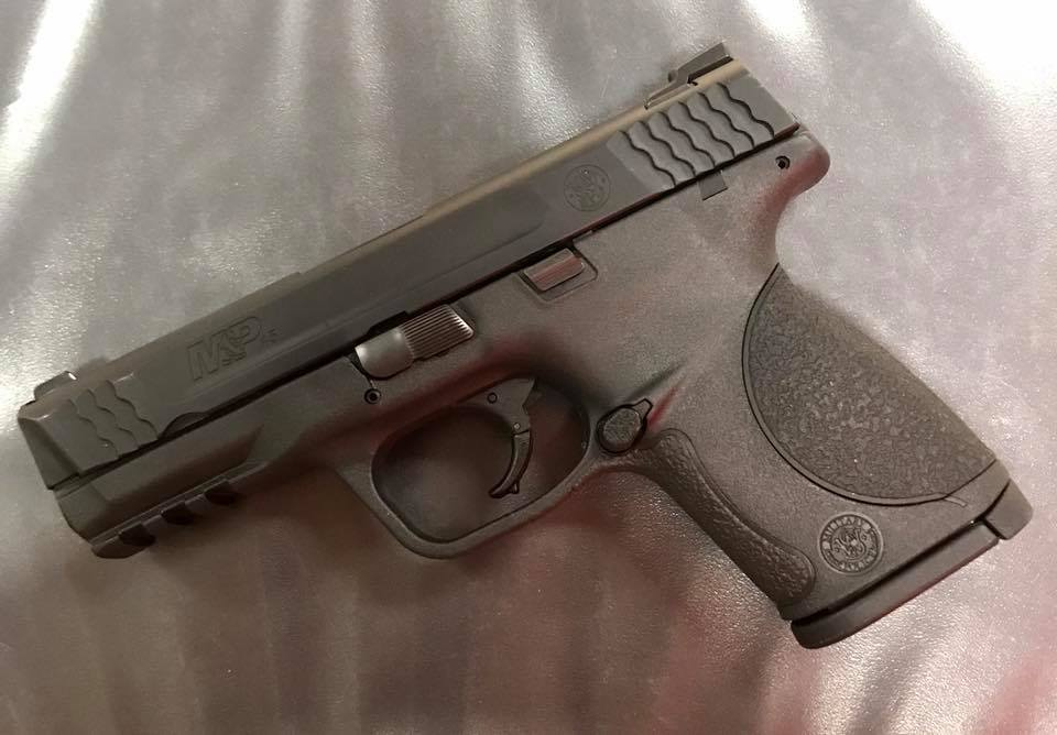 Smith Wesson M&P .45 ACP Black Arvada CO SOLD
