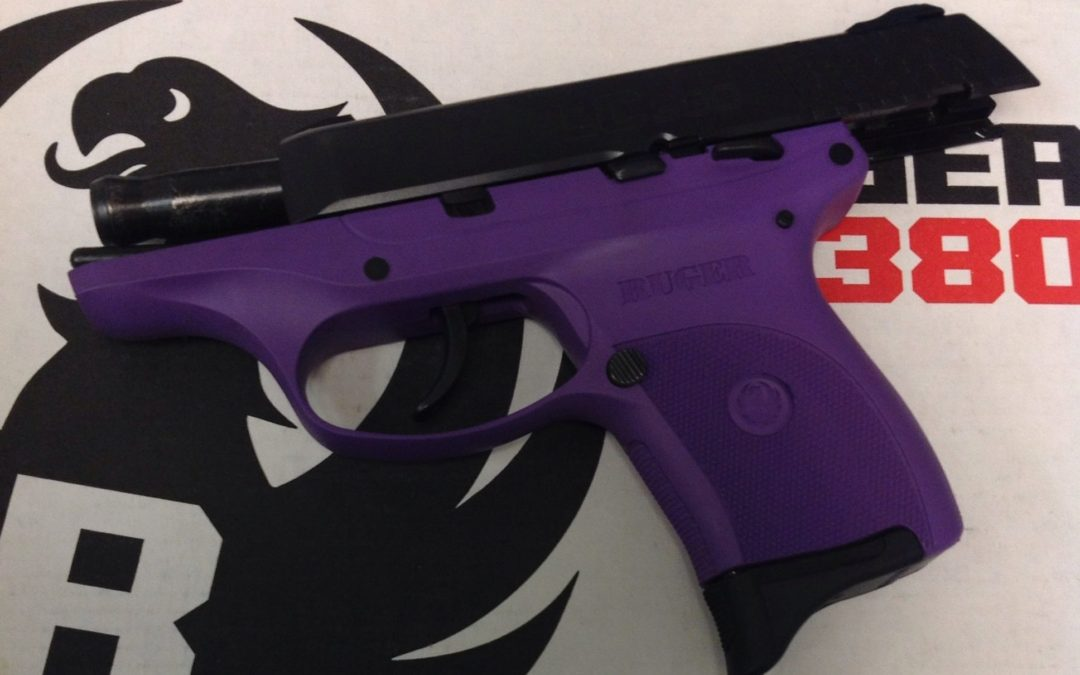 Ruger LC380 .380 ACP Purple Excellent Arvada CO $369.99*