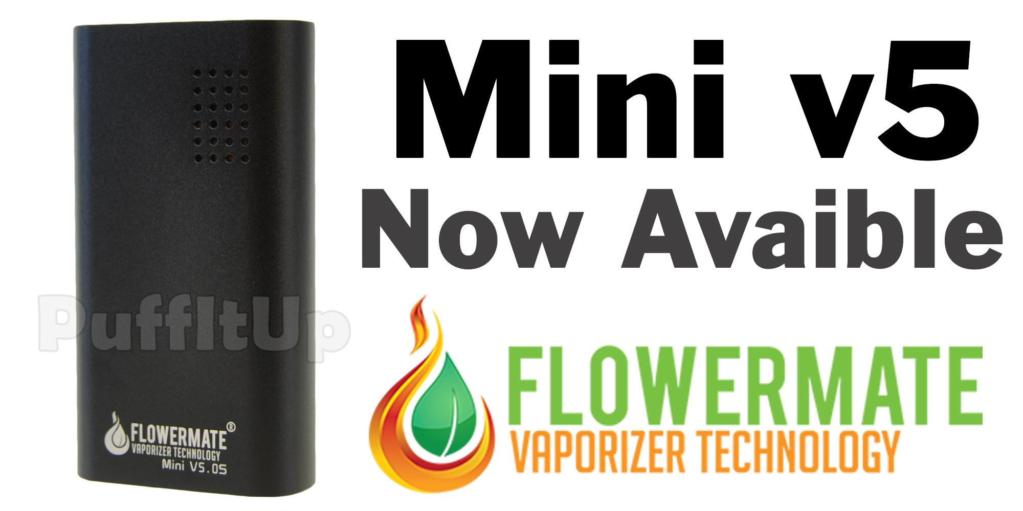 flowermate mini vaporizer