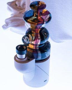 E.F Norris Glass on Carta Base