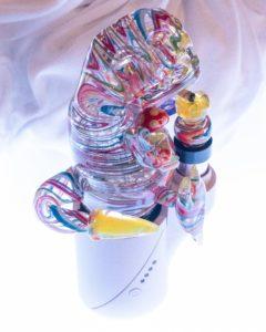 Enuff Glass on Carta Base