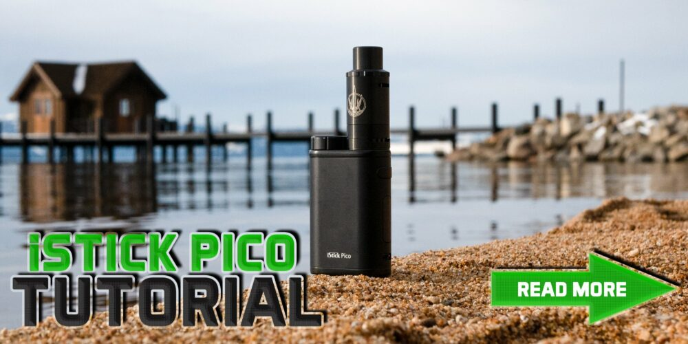 Eleaf iStick Pico How to Use Banner