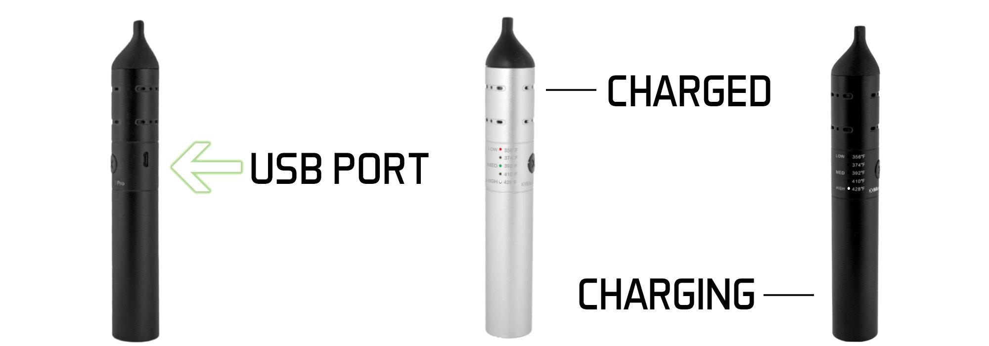 Charging X-Max V2 Pro