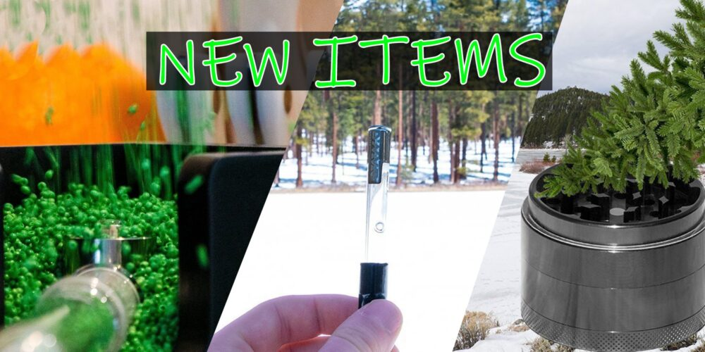 PUFFITUP NEW ITEMS