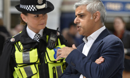 Sadiq Khan revives racist Stop & Search