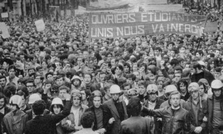 """France May '68: """"Everything was possible"""""""