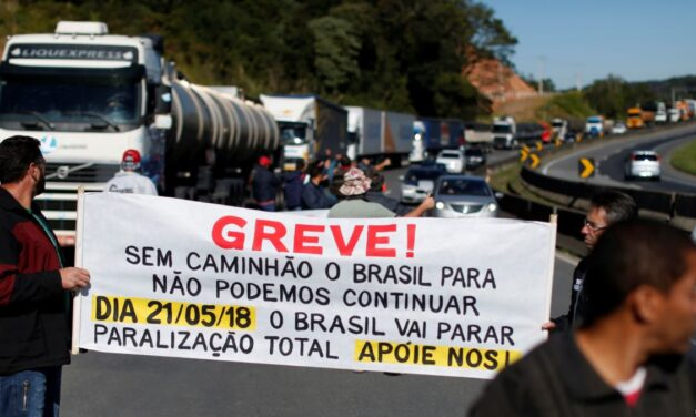 Brazil: The truck drivers' uprising