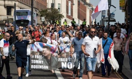 Fighting the rise of the far right