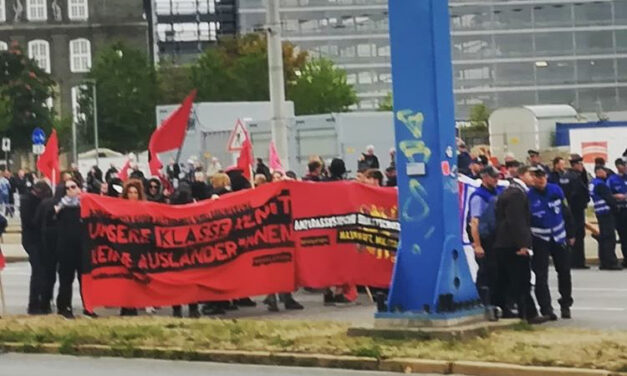Germany: far-right riots in Chemnitz show need for new approach