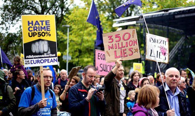 Labour: no responsibility for Johnson's Brexit!