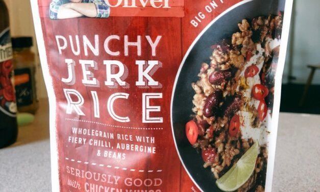 Jamie Oliver's 'Punchy Jerk Rice' tastes like microwaved soil