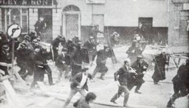 Ireland 1968-69: Mass revolt against the Orange state