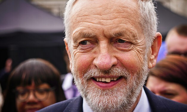 What is Jeremy Corbyn Playing at?