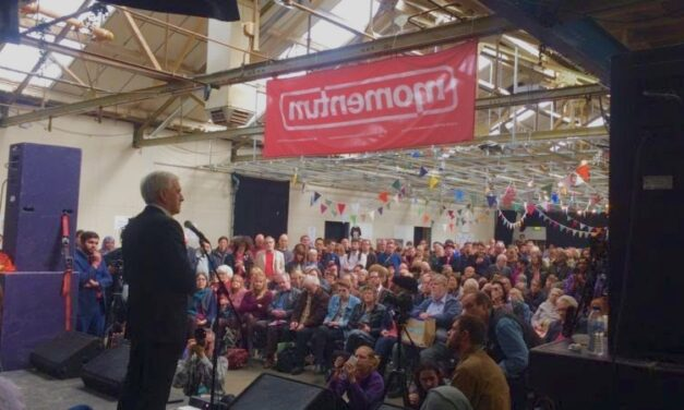 Reject Momentum's democracy proposals – demand a sovereign conference