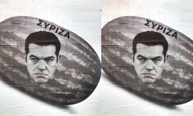 Syriza pays the price of betrayal
