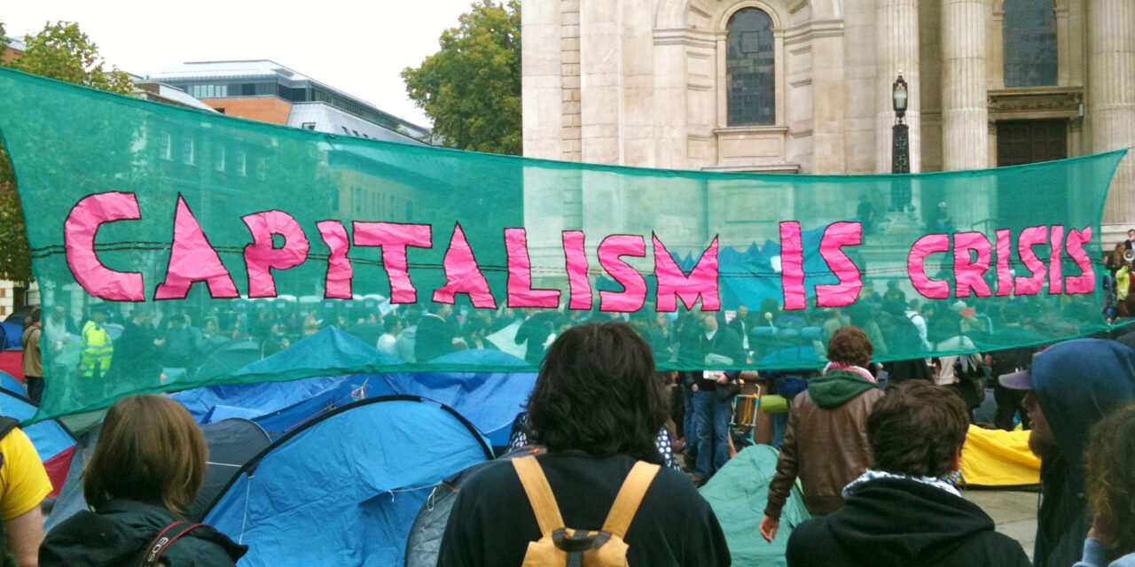 Global capitalism at a turning point