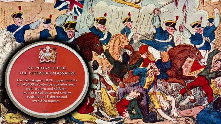 Rise Like Lions – the Peterloo Bicentenary