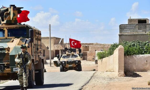 US imperialism abandons Kurdish allies to Turkish invasion
