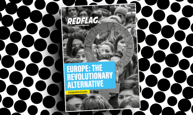 Europe: The Revolutionary Alternative