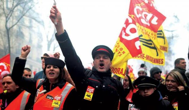 France: Government tries to split workers' united front