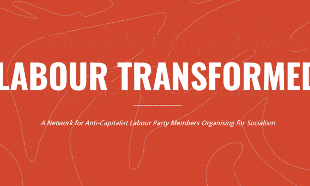 Labour Transformed: an opportunity for serious discussion
