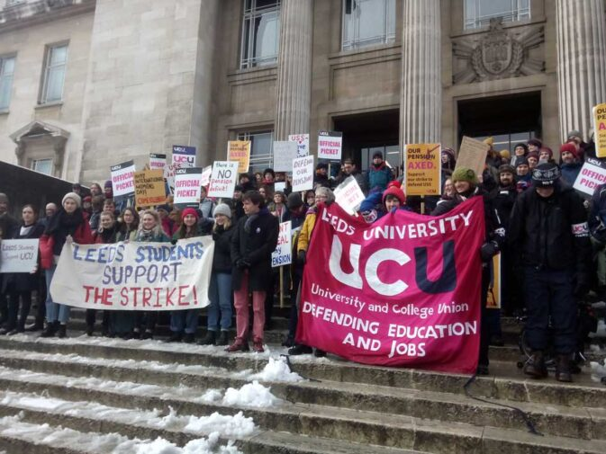 UCU strike: solidarity and rank and file control key to victory