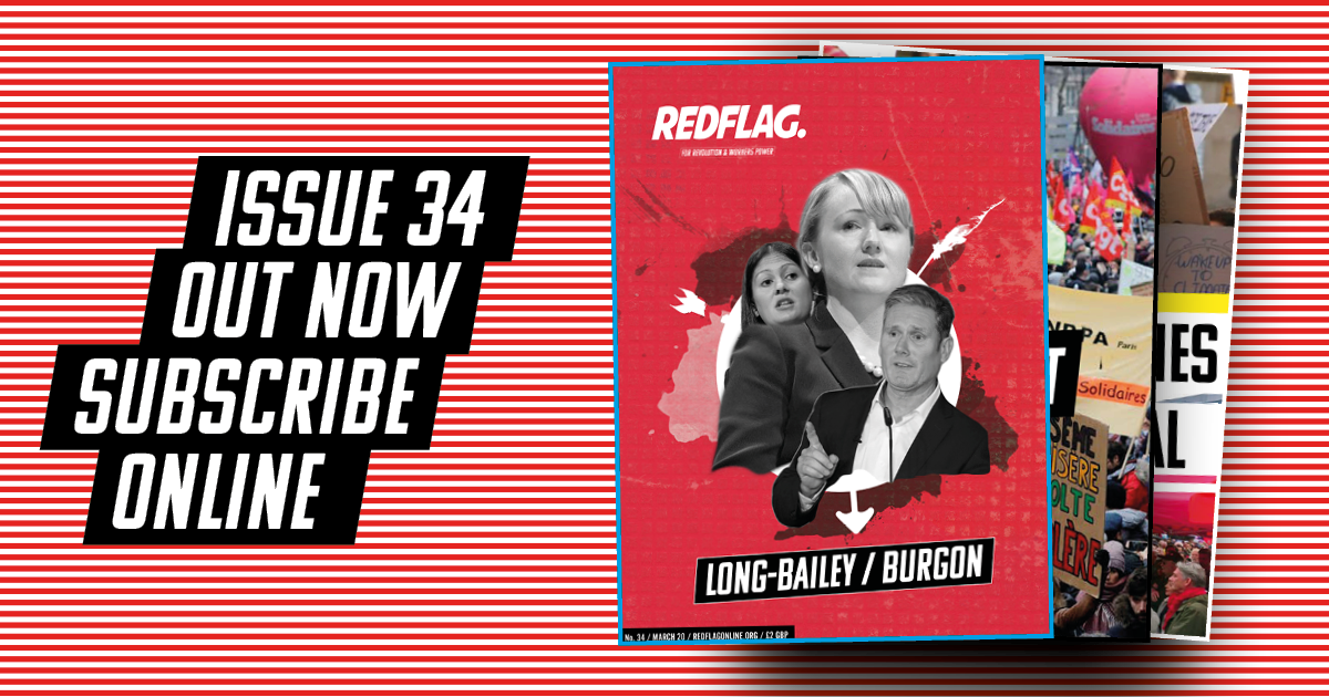 Red Flag Issue 34 March 2020