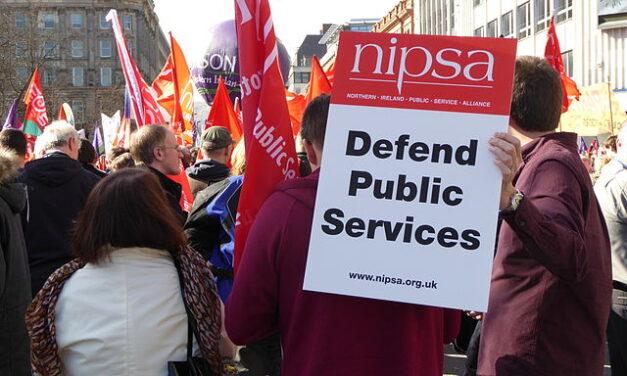 Northern Ireland: Healthworkers battle on