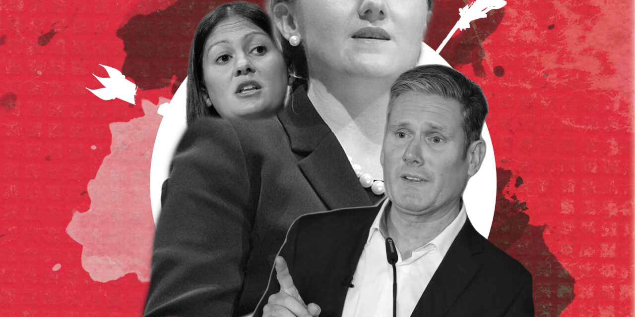 Keir Starmer's election: the end of the Corbyn revolution