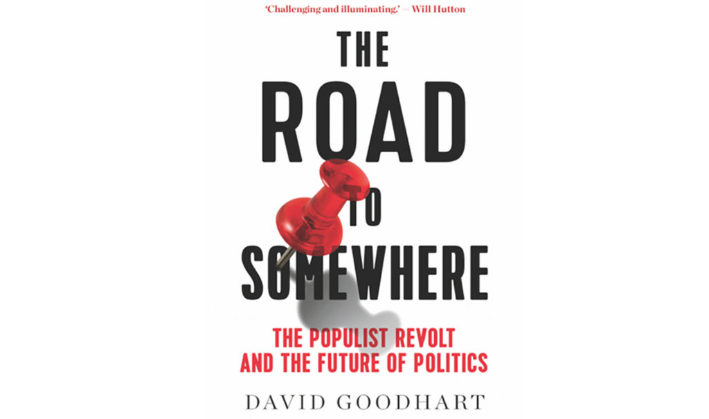 Review: The Road to Somewhere by David Goodhart