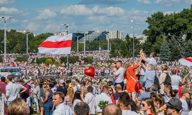 Belarus: From rigged elections to open revolt