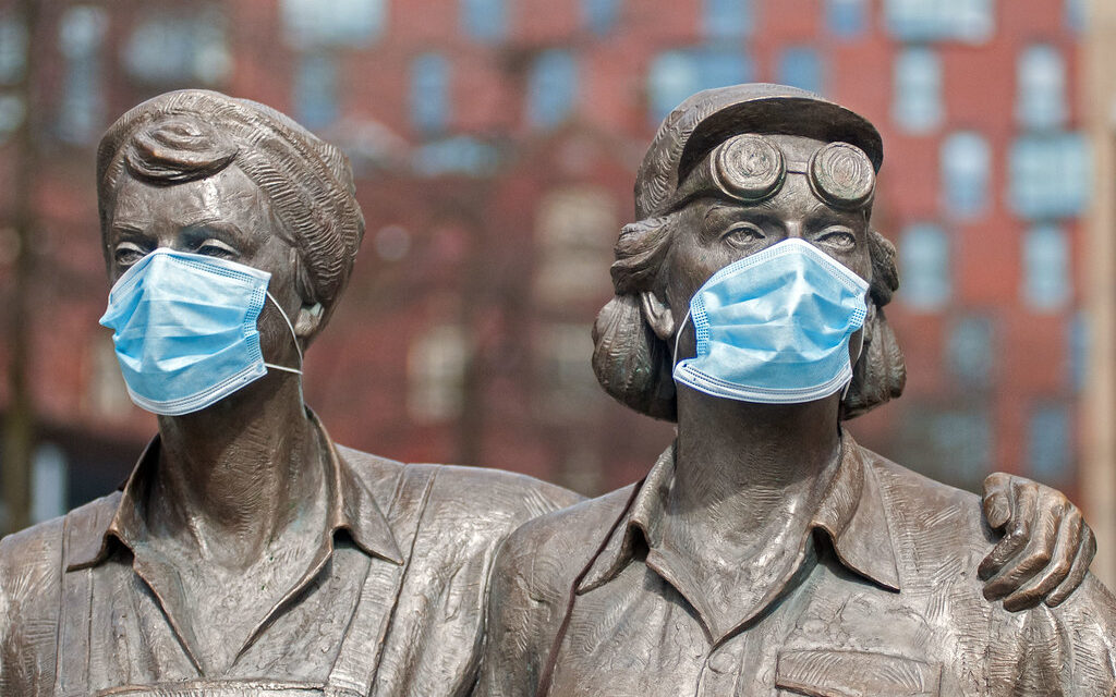 How the pandemic hits women hardest