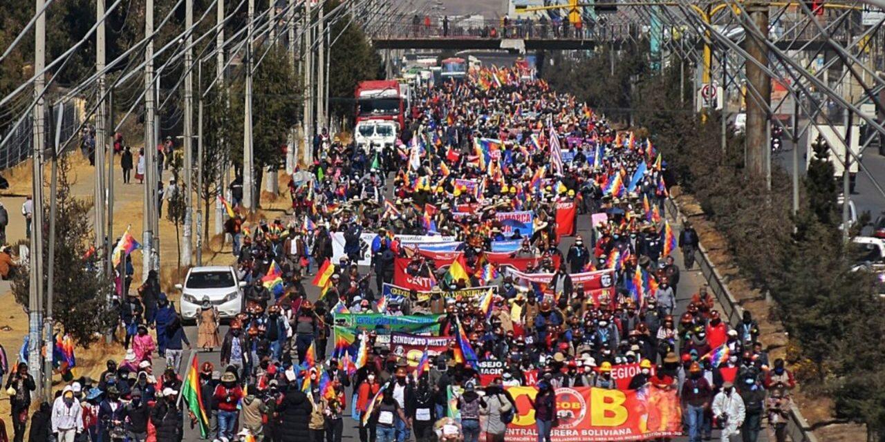 Bolivia: Strikes and blockades greet postponement of elections