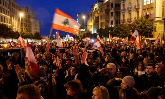 Lebanon: The revolution has begun