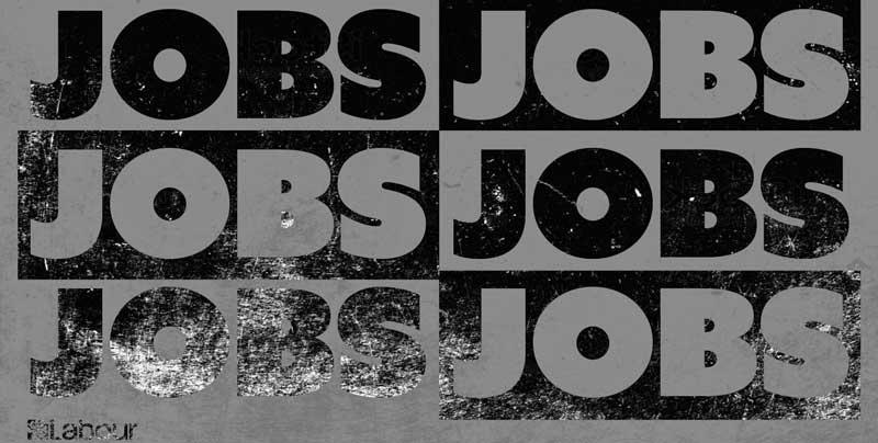 """Jobs jobs jobs"""