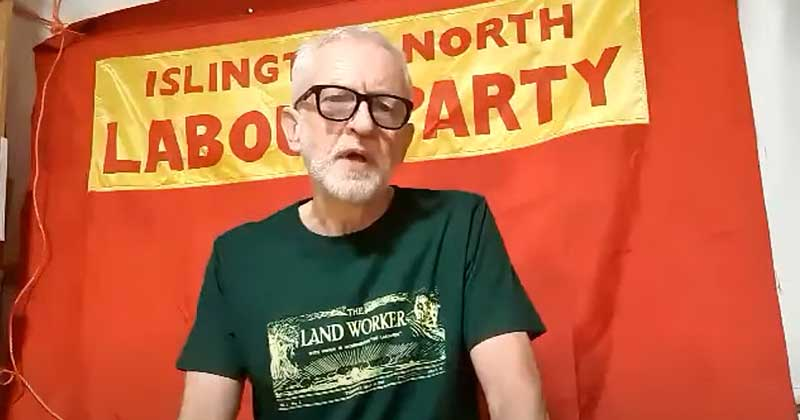Socialist Campaign Group rally thousands – but give no direction