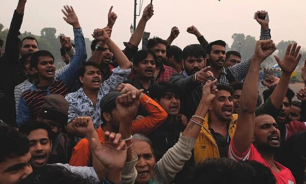 Social unrest in post-lockdown India