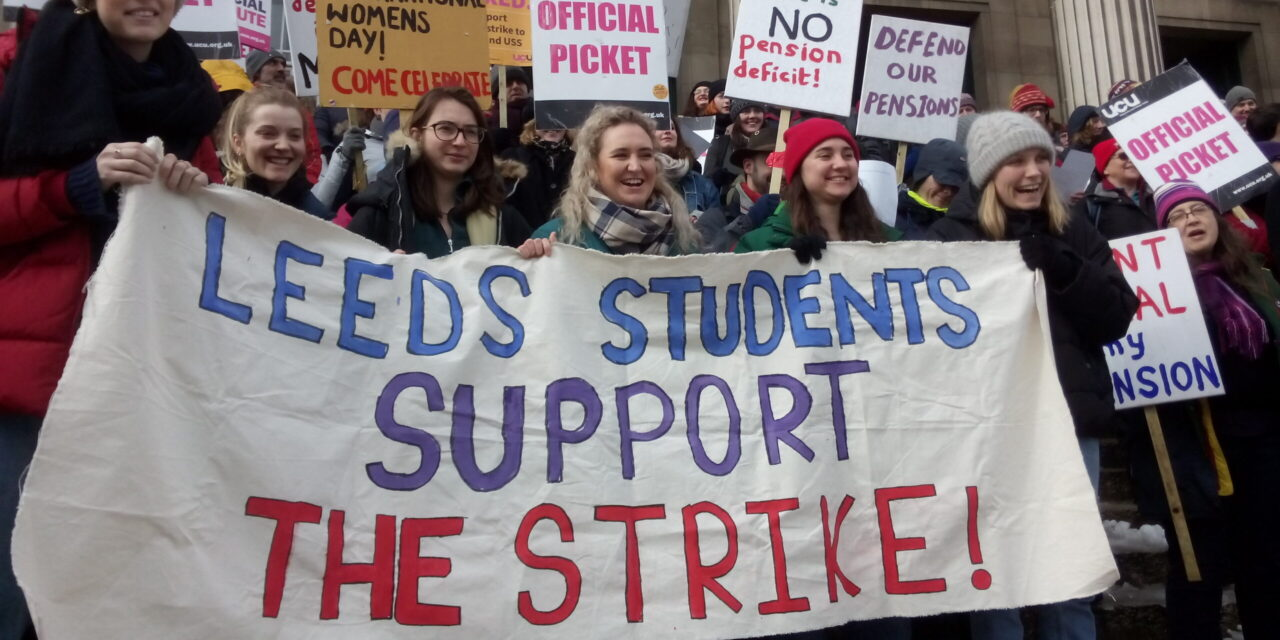 Unite and fight for jobs and education