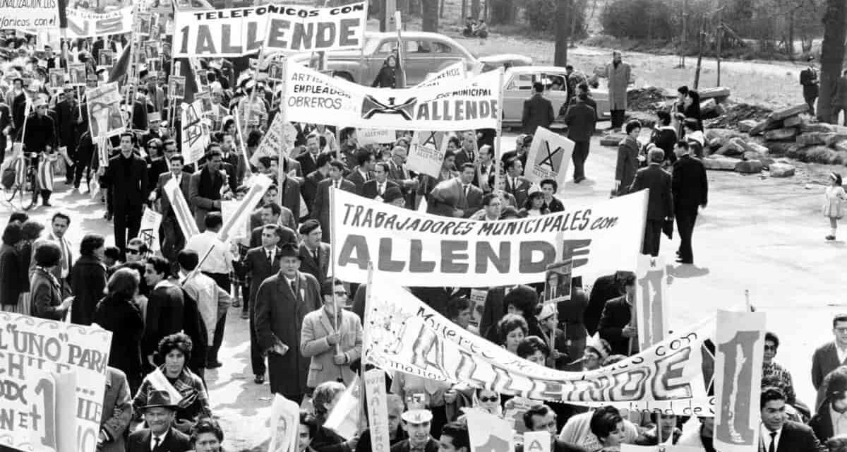 The lessons of Chile; Popular Unity 1970-1973