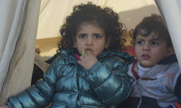 Refugees in the Aegean or the Channel – let them come to Britain!
