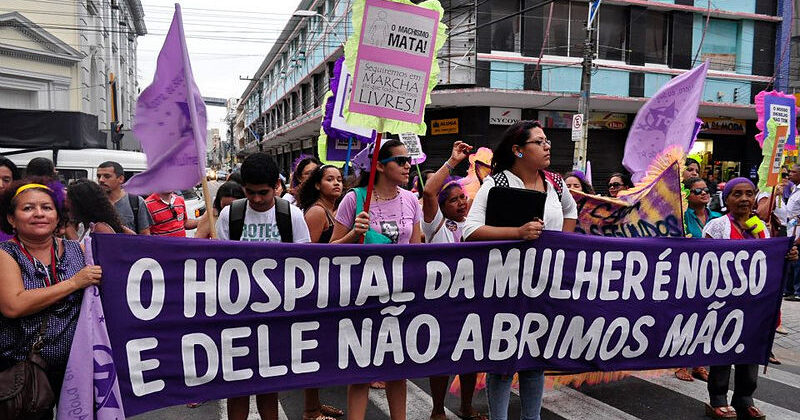 Hypocrisy and fundamentalism: the attacks on women's rights in post-coup Brazil