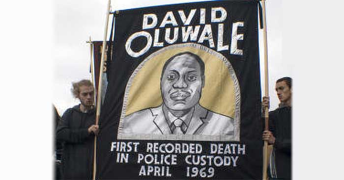 Murder and whitewash: the case of David Oluwale