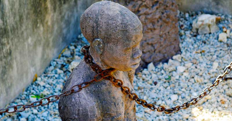 Slavery bad, empire good: The Black history they won't celebrate