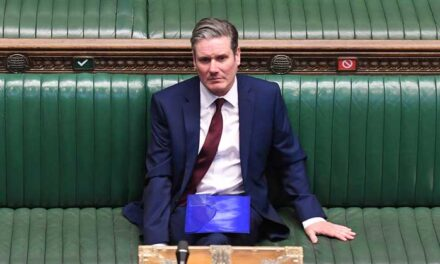 Labour Disconnected: Starmer's strategy of non-opposition