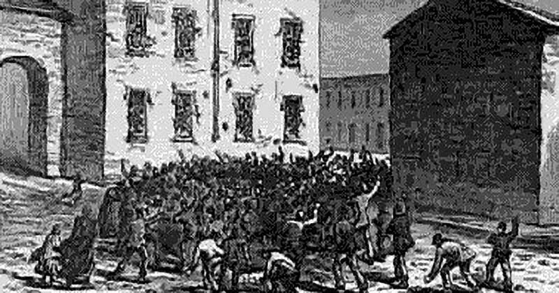 When Lancashire workers fought slavery