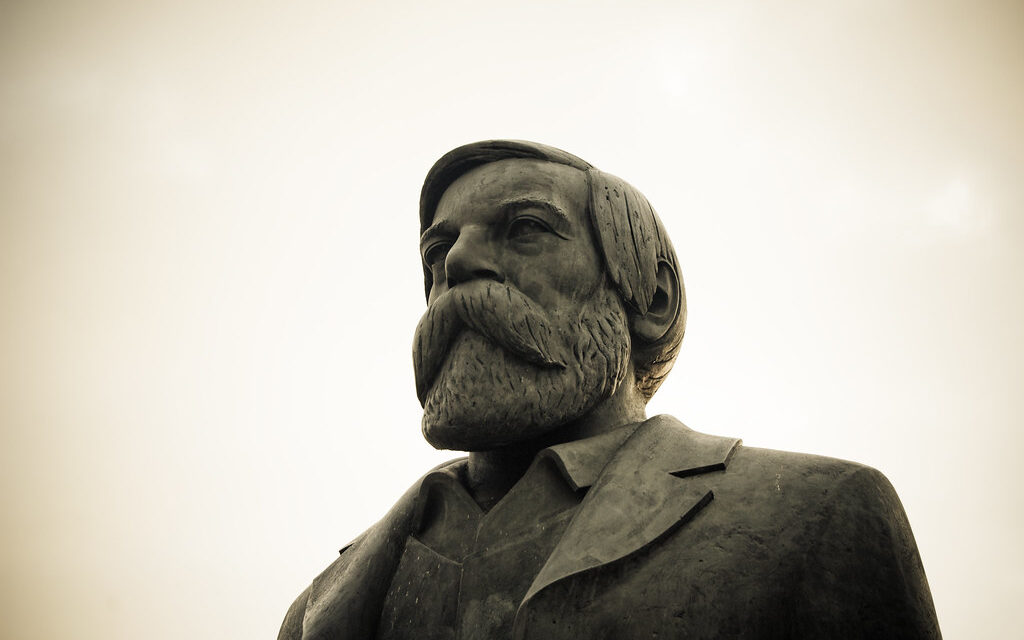 Engels 1820-1895: the struggle for scientific socialism