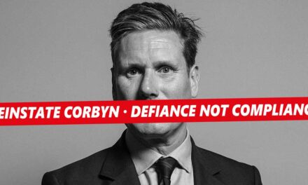 Open Letter: We need a united fight against Starmer's purge