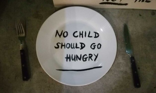 Eat nowt to help out: Why capitalism is starving our kids