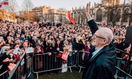 Bristol West stands with Jeremy Corbyn